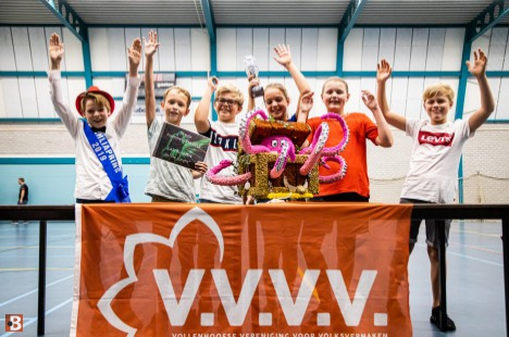 'Octo schat' wint Frommelcorso Vollenhove